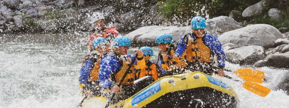 family active val di sole avontuurlijke gezinsvakantie trentino italie family rafting 2