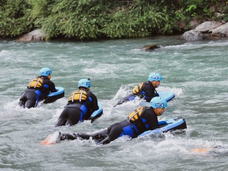 outdoor active val di sole outdoorvakantie trentino italie hydrospeed 2
