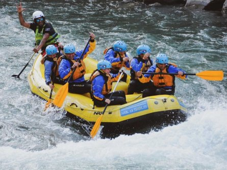 outdoor active val di sole outdoorvakantie trentino italie rafting extra 3