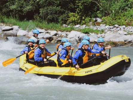 outdoor active val di sole outdoorvakantie trentino italie rafting extra 1