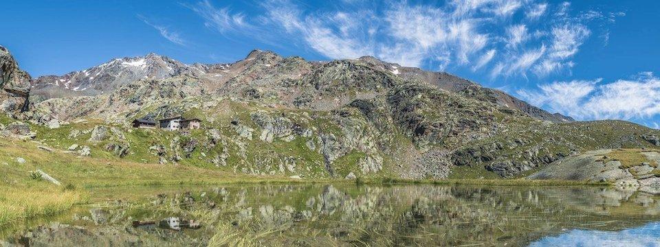 huttentocht stelvio national park glacier italie rifugio dorigoni 5