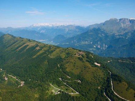 slovenia friuli trail alpe adria trail stage 27 tolmin tribil di sopra kolovrat 2