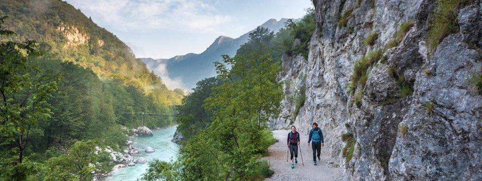 slovenia friuli trail alpe adria trail stage 26 kobarid dolina soca pohodništvo, kobarid, jošt gantar 1