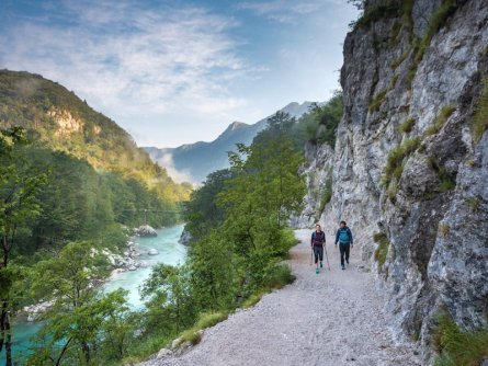 slovenia friuli trail alpe adria trail stage 26 kobarid dolina soca pohodništvo, kobarid, jošt gantar 2