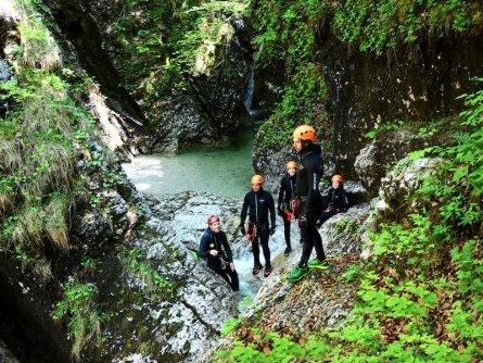 family active bled actieve gezinsvakantie slovenie julische alpen canyoning jereka 3