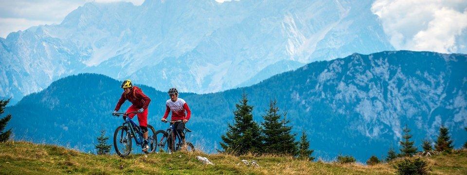 family active bled actieve gezinsvakantie slovenie julische alpen mountainbiking triglav national park