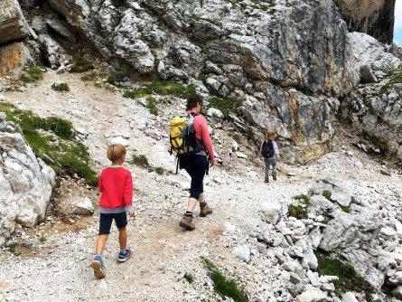 family active bled actieve gezinsvakantie slovenie julische alpen hiking wandelen 2