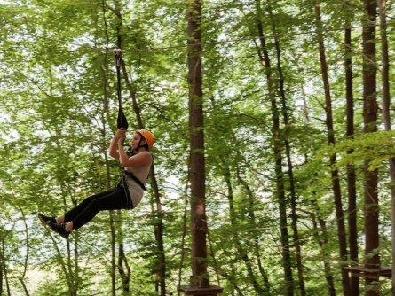 family active ossiacher see avontuurlijke gezinsvakantie karinthie oostenrijk kletterwald ossiacher see 7 region villach tourismus gmbh philipp sperlich