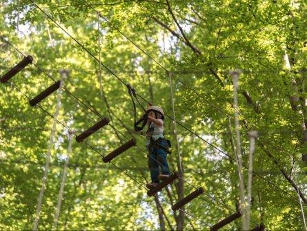 family active ossiacher see avontuurlijke gezinsvakantie karinthie oostenrijk kletterwald ossiach region villach tourismus gmbh