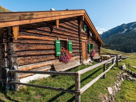 family active lofer avontuurlijke gezinsvakantie oostenrijk bergwandeltocht naar een almhut   kalbrunnalm   tvb salzburger saalachtal 1