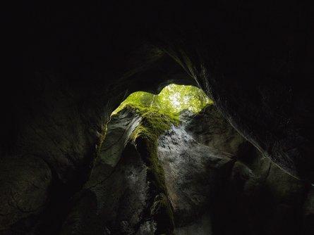 family active lofer avontuurlijke gezinsvakantie oostenrijk hike door een kloof  seisenbergklamm naturgewalten saalachtal 3