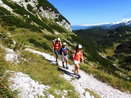 huttentocht julische alpen slovenie wandelen 29