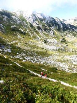 huttentocht julische alpen slovenie wandelen 24