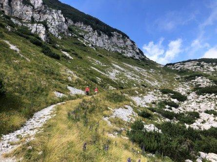 huttentocht julische alpen slovenie wandelen 1