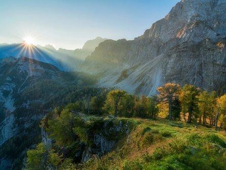 huttentocht julische alpen slovenie wandelen 7