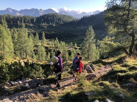 huttentocht julische alpen slovenie wandelen 2
