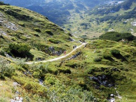 huttentocht julische alpen slovenie wandelen 20