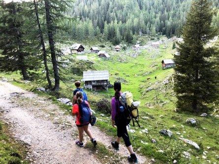 huttentocht julische alpen slovenie wandelen 26