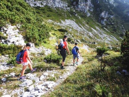 huttentocht julische alpen slovenie wandelen 17