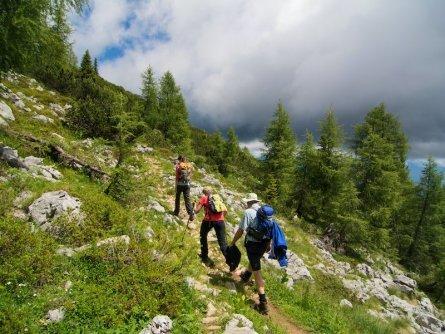 huttentocht julische alpen slovenie wandelen 12