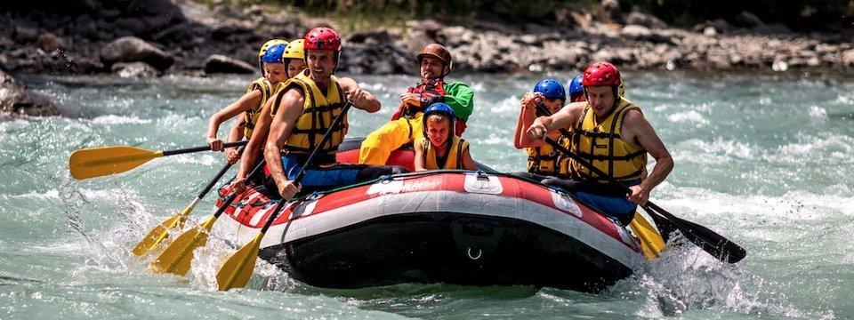 family active nassfeld karinthië avontuurlijke gezinsvakantie oostenrijk alpen rafting 3
