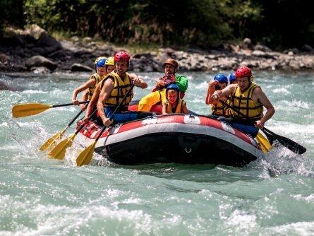 family active nassfeld karinthië avontuurlijke gezinsvakantie oostenrijk alpen rafting 4