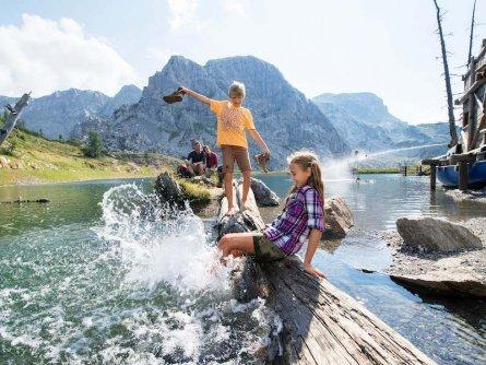 family active nassfeld karinthië avontuurlijke gezinsvakantie oostenrijk alpen wandeltocht aquatrail daniel zupanc 3