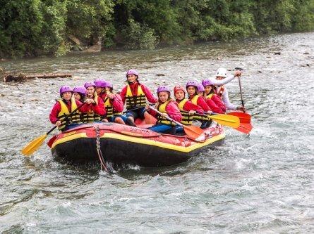 family active nassfeld karinthië avontuurlijke gezinsvakantie oostenrijk alpen rafting 6