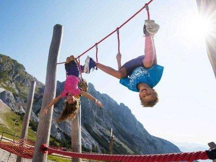 family active nassfeld karinthië avontuurlijke gezinsvakantie oostenrijk alpen wandeltocht aquatrail 3