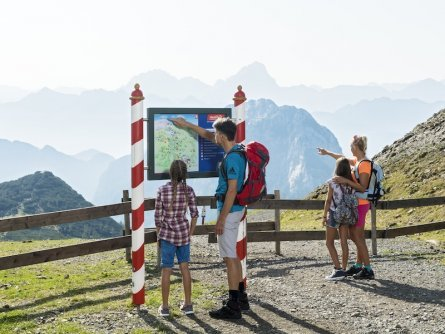 family active nassfeld karinthië avontuurlijke gezinsvakantie oostenrijk alpen wandeltocht zupanc 3