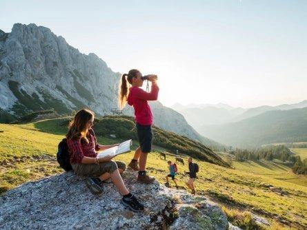 family active nassfeld karinthië avontuurlijke gezinsvakantie oostenrijk alpen wandeltocht bergen 2