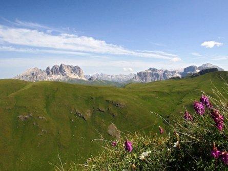 huttentocht dolomieten panorama val di fassa zuid tirol italie italiaanse alpen wandelvakantie apt val di fassa_ralf brunel_val jumela