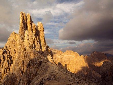 huttentocht dolomieten panorama val di fassa zuid tirol italie italiaanse alpen wandelvakantie torri del vajolet torens