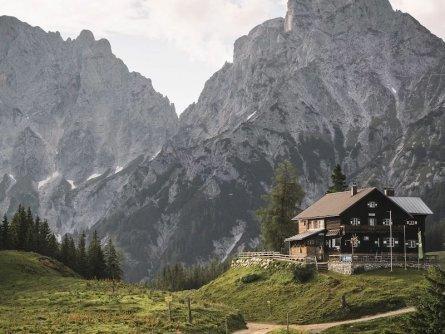 huttentocht gesause national park runde huttenrunde etappe 1 mödlingerhütte tv gesäuse