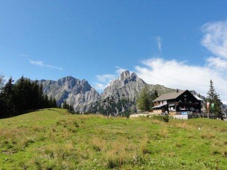 huttentocht gesause national park runde huttenrunde etappe 2 stage 2 mödlingerhütte   tv gesäuse (alpenvereinactiv)