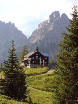 huttentocht gesause national park runde huttenrunde etappe 2 mödlingerhütte   tv gesäuse (alpenvereinactiv) 2