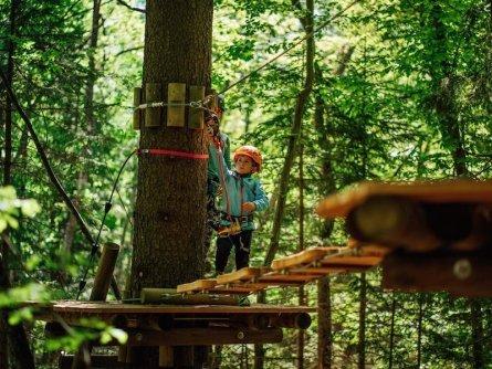 family active bled avontuurlijke gezinsvakantie slovenië klimpark rodelbaan pustolovski park bled