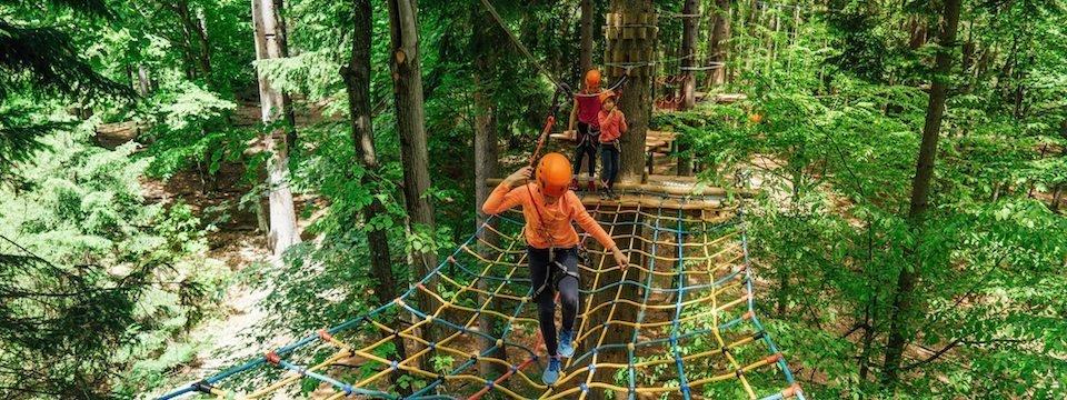 family active bled avontuurlijke gezinsvakantie slovenië klimpark rodelbaan pustolovski park bled 3