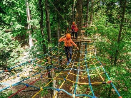 family active bled avontuurlijke gezinsvakantie slovenië klimpark rodelbaan pustolovski park bled 2