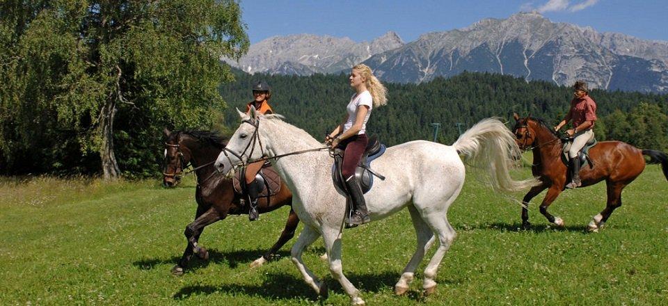 paardrijden seefeld olympiaregion seefeld