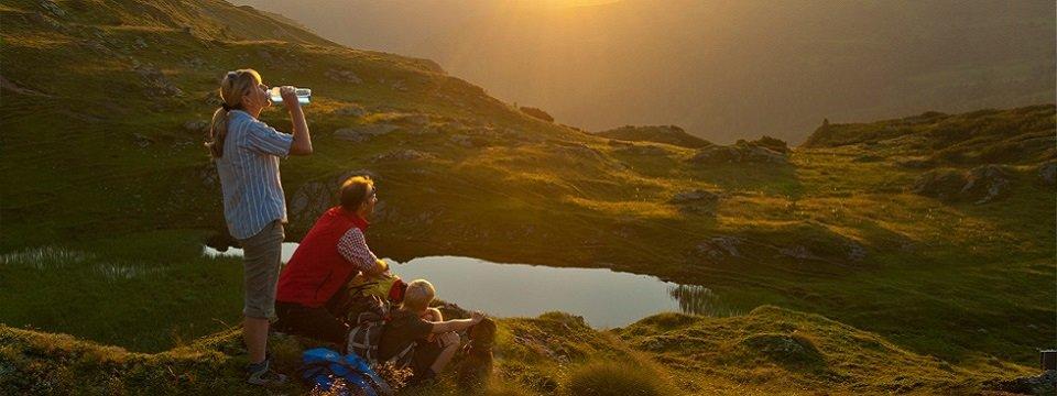 alpe adria trail pfannsee
