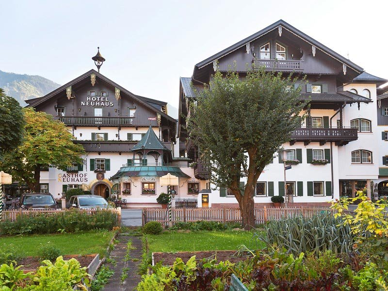 Hotel Neuhaus Tirol