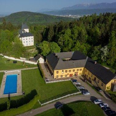 hotel landgoed gut drasing krumpendorf worthersee karinthië vakantie oostenrijk oostenrijkse alpen