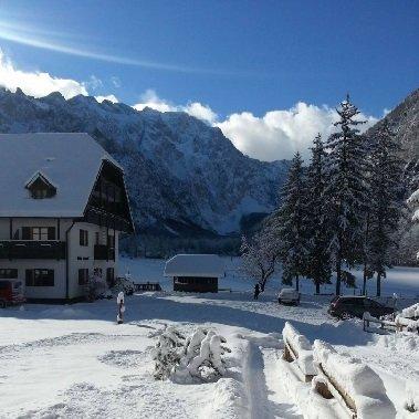 hotel plesnik logarska dolina savinjska vakantie slovenie julische alpen wintersport