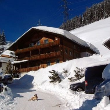 pension wassererhof gerlos zillertal winter