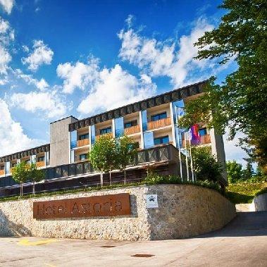 hotel astoria bled vakantie slovenië julische alpen