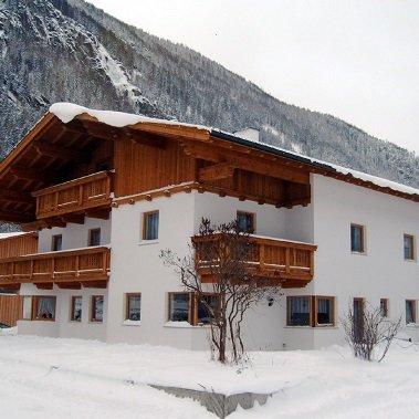 haus honznhof appartementhaus holzknecht langenfeld tirol vakantie oostenrijk oostenrijkse alpen wintersport