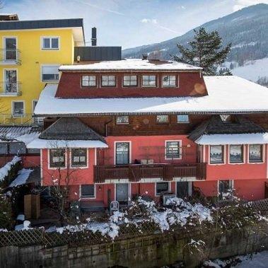 appartement pension stadlmuhle bruck an der grossglocknerstrasse salzburgerland vakantie oostenrijk wintersport(1)