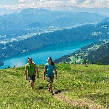 gehele alpe adria trail meerdagse wandeltocht vakantie oostenrijk italië slovenië