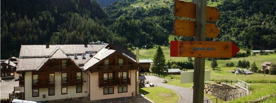 hotel domina home parco dello stelvio val di sole vakantie italie italiaanse alpen (10)